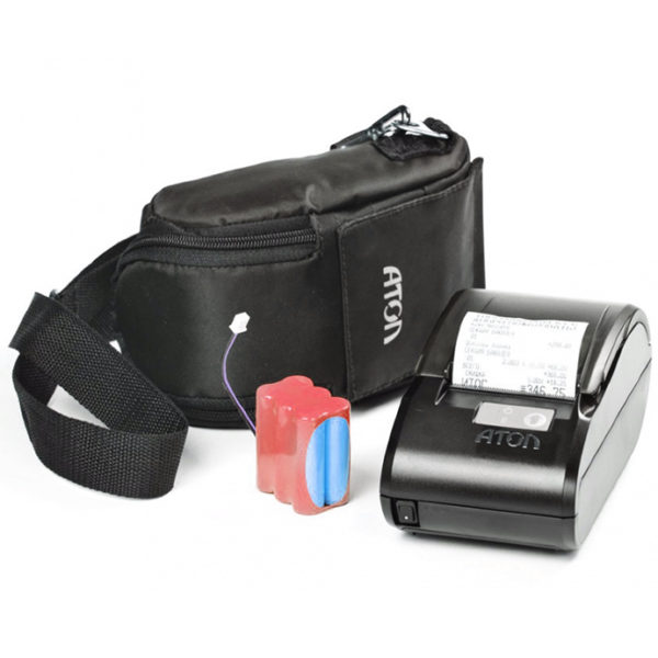 АТОЛ 11Ф мобильный (RS + USB, Wi fi, BT, 2g, AKБ)